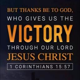 1 Cor 15 57