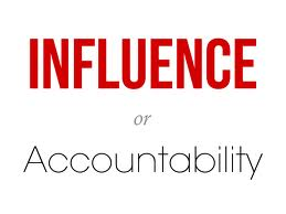 influence-or-accountable