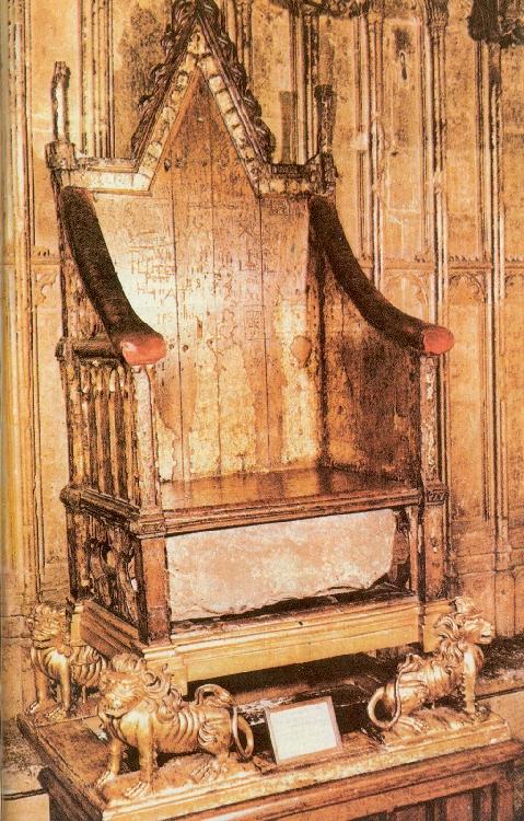 throne of david