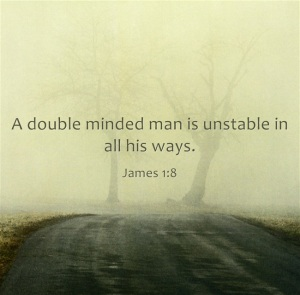 double-minded