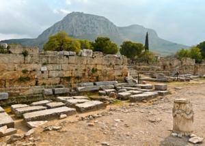 Bema Seat at Corinth